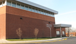 Belle Grove Elementary School, Anne Arundel County. Image courtesy of Anne Arundel County Public Schools