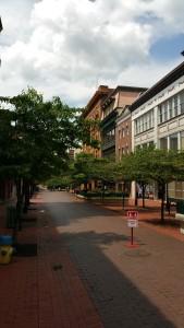 Baltimore Street, Cumberland, MD