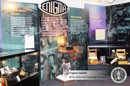 enigma exhibit