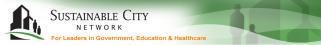 Sustainable City Network Logo