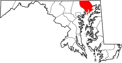 3858px-Map_of_Maryland_highlighting_Harford_County.svg