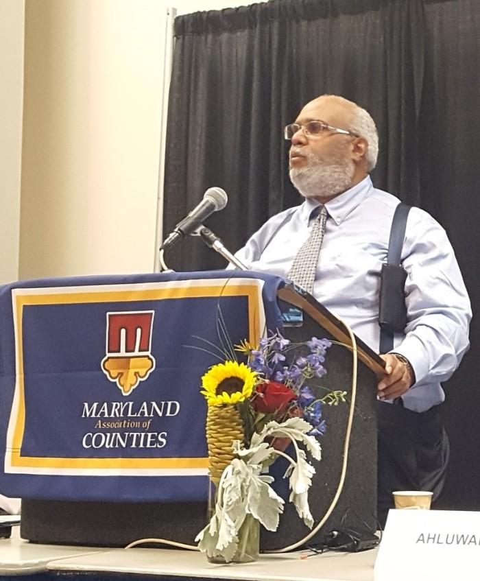 Dr. Georges Benjamin