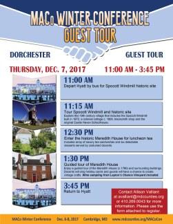 WC Conference Guest Tour